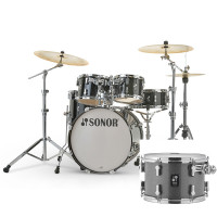 "SONOR AQ2 STAGE 22""/5PCS TITANIUM QUARTZ"