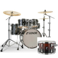 "SONOR AQ2 STUDIO 20""/5PCS BROWN FADE"
