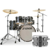 "SONOR AQ2 STUDIO 20""/5PCS TITANIUM QUARTZ"