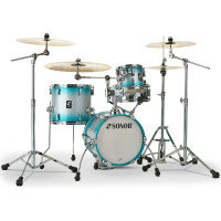 "SONOR AQ2 MARTINI 14""/4PCS AQUA SILVER BURST"