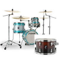 "SONOR AQ2 MARTINI 14""/4PCS BROWN FADE"