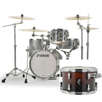 "SONOR AQ2 SAFARI 16""/4PCS BROWN BURST"