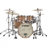 SONOR SQ2 SELECT 20/10/12/14 AMERICAN WALNUT
