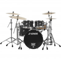 SONOR SQ2 SELECT 20/10/12/14 DARK SATIN