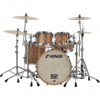 SONOR SQ2 SELECT 22/10/12/16 AMERICAN WALNUT