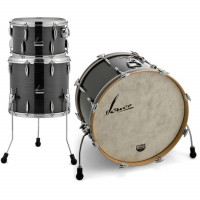 SONOR VINTAGE 20/12/14 NM BLACK SLATE