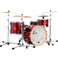 SONOR VINTAGE 22/13/16 NM RED OYSTER