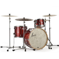 SONOR VINTAGE 20/12/14 WM RED OYSTER