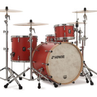 SONOR SQ1 20/12/14 NM HOT ROD RED