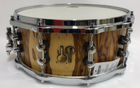 SONOR SQ2 14x06.5 MAPLE MEDIUM AFRICAN MARBLE