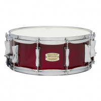 YAMAHA SBS1455CR STAGE CUSTOM 14X05.5 BIRCH CRANBERRY RED