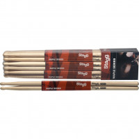 PACK STAGG 7A MAPLE (12 PAIRES)