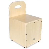 STAGG CAJ-KIDN CAJON JUNIOR NATURAL