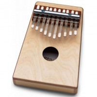 STAGG KALI-KID-10 KALIMBA NATUREL 10 LAMES