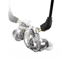 STAGG SPM-235TR IN-EAR CLEAR 2Voies 30Ohms