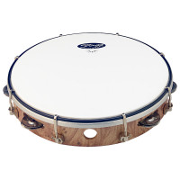 TAMBOURIN STAGG 10 - ACCORDABLE - 1 RANG