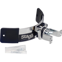 STAGG ML279 APPUI JAMBE CAISSE CLAIRE & TAMBOUR SUR FUT