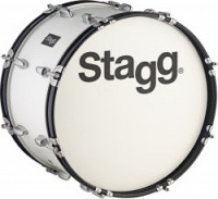 STAGG MABD2612 GROSSE CAISSE MARCHING 26X12