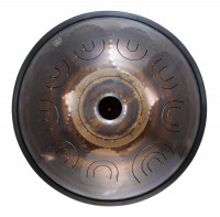 "SWD 18ARA HANDPAN 18"" 9NOTES ARABIAN"
