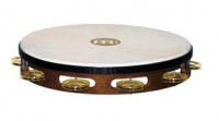 MEINL TAH1BAB TAMBOURIN 10 TRADITIONAL LAITON