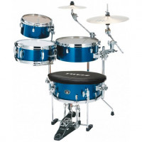 "TAMA CJB46C-ISP COCKTAIL-JAM 16"" INDIGO SPARKLE"
