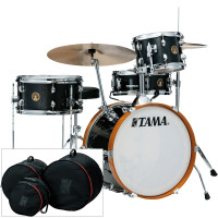 "TAMA LJK48S-CCM CLUB-JAM 18""/4PCS CHARCOAL MIST HOUSSES INCLUSES"