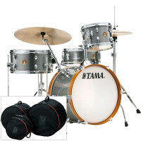 "TAMA LJK48S-GXS CLUB-JAM 18""/4PCS GALAXY SILVER HOUSSES INCLUSES"