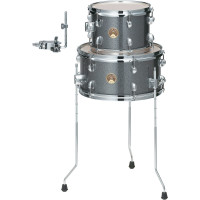 TAMA LJKT10F14-GXS CLUB-JAM ADD-ON 2PCS GALAXY SILVER