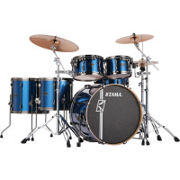 "TAMA SUPERSTAR HYPER-DRIVE MAPLE 22""/5PCS INDIGO SPARKLE"