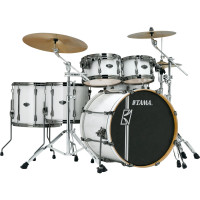 "TAMA SUPERSTAR HYPER-DRIVE MAPLE 22""/5PCS SUGAR WHITE"