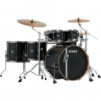 "TAMA SUPERSTAR HYPER-DRIVE MAPLE 22""/5PCS FLAT BLACK"