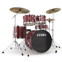 TAMA RHYTHM MATE FUSION20 5FUTS RED STREAM