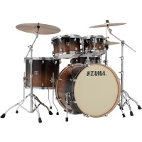"TAMA SUPERSTAR CLASSIC 22""/5PCS COFFEE FADE"