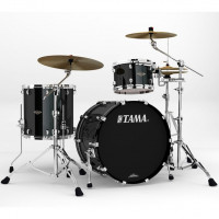 "TAMA STARCLASSIC WALNUT/BIRCH 22""/3PCS PIANO BLACK"