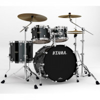 "TAMA STARCLASSIC WALNUT/BIRCH 22""/4PCS PIANO BLACK"
