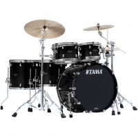 "TAMA STARCLASSIC WALNUT/BIRCH 22""/5PCS PIANO BLACK"