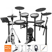 ROLAND TD-17KVX V-DRUMS FULL PACK ROLAND
