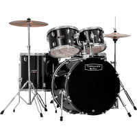 MAPEX TORNADO BATTERIE COMPLETE JUNIOR18 BLACK