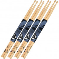 PACK VATER 5B AMERICAN HICKORY (4 PAIRES)