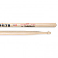 VIC FIRTH 5A AMERICAN CLASSIC HICKORY DOUBLE GLAZE