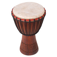 WAKA DJ2425 DJEMBE TRADITIONNEL PETIT