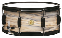 TAMA WOODWORKS 14X6.5 NATURAL ZEBRAWOOD WRAP