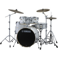 YAMAHA STAGE CUSTOM BIRCH FUSION20 5FUTS PURE WHITE +PACK HW780