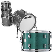 YAMAHA ABSOLUTE HYBRID MAPLE STAGE22 4FUTS JADE GREEN SPARKLE