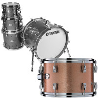 YAMAHA ABSOLUTE HYBRID MAPLE STAGE22 4FUTS PINK CHAMPAGNE SPARKLE