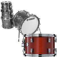 YAMAHA ABSOLUTE HYBRID MAPLE FUSION20 4FUTS RED AUTUMN