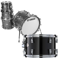 YAMAHA ABSOLUTE HYBRID MAPLE JAZZ18 4FUTS SOLID BLACK