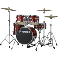 YAMAHA JUNIOR KIT MANU KATCHÉ CRANBERRY RED