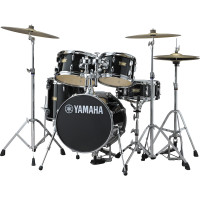 YAMAHA JUNIOR KIT MANU KATCHÉ RAVEN BLACK