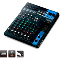 YAMAHA MG10 Console de mixage 10 canaux